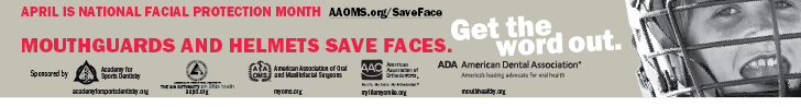 FacialProtectionMonth2014Banner